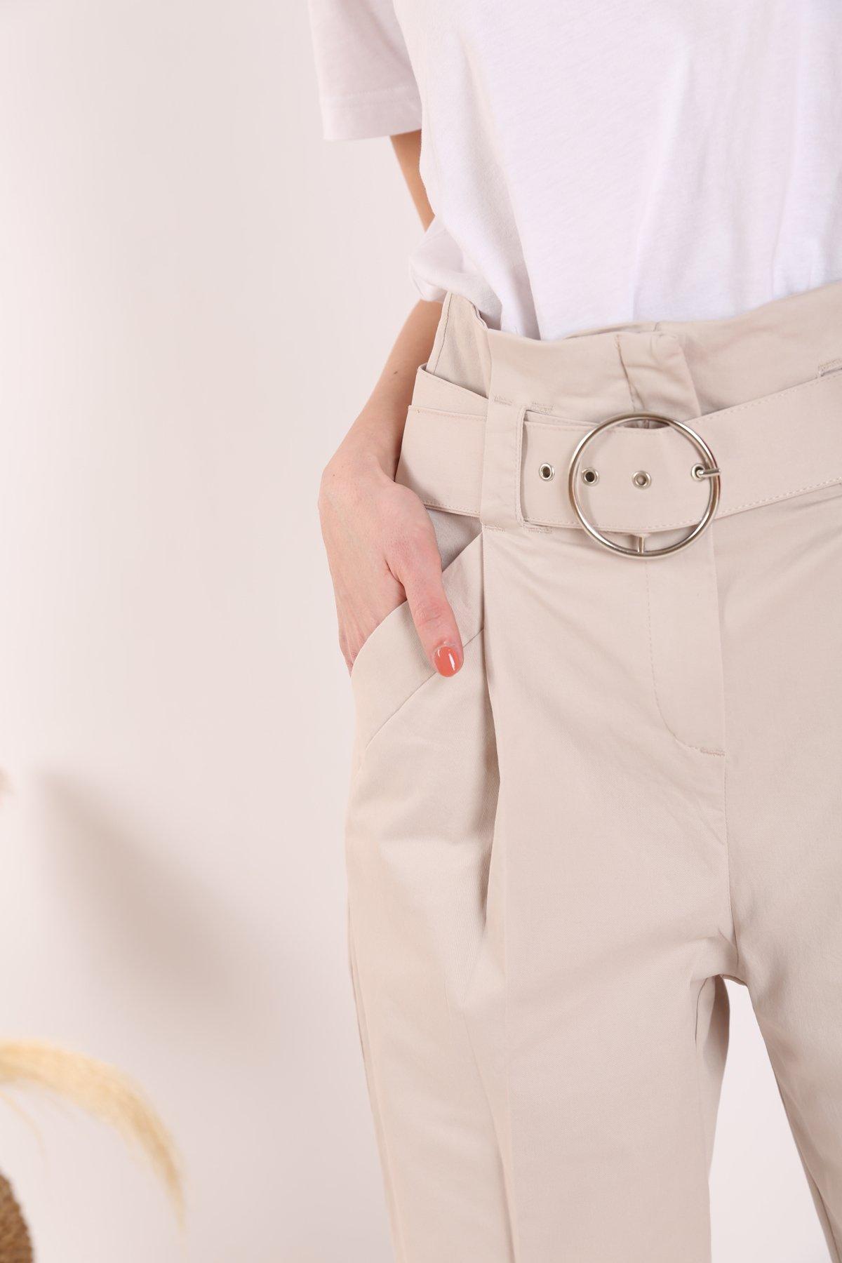 Kemeri Toka Detay Pantolon