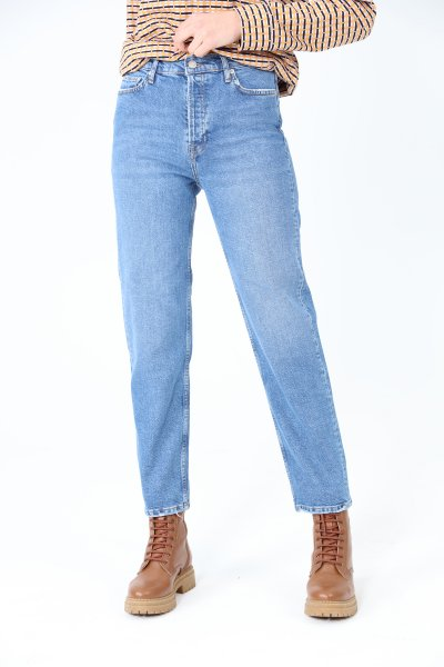 5 Düğmeli Klasik Jean