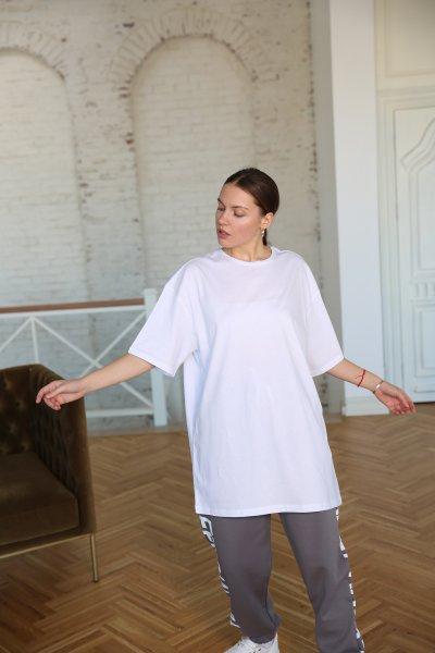 Longfit Basic Tişört
