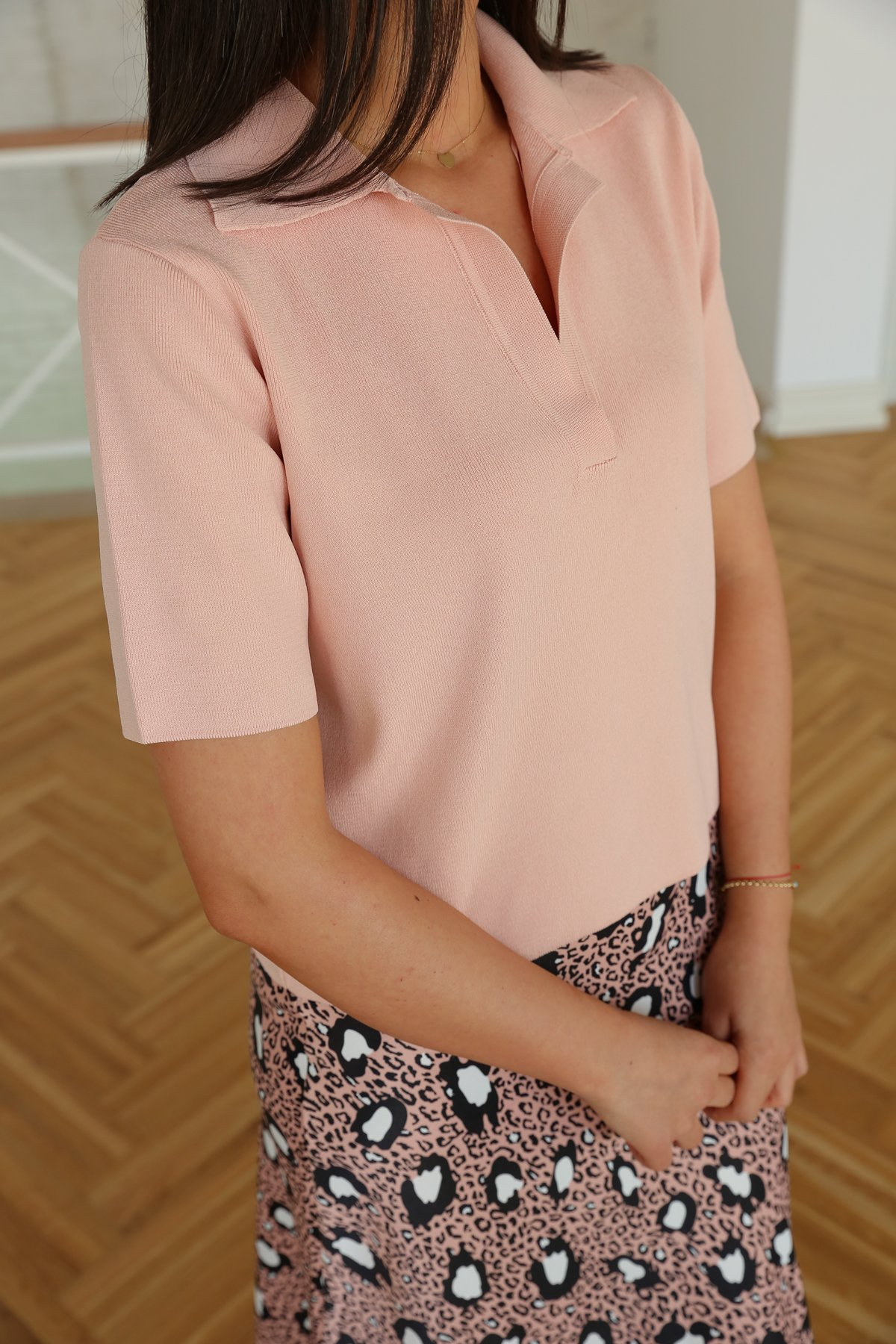 Polo Yaka Kazak