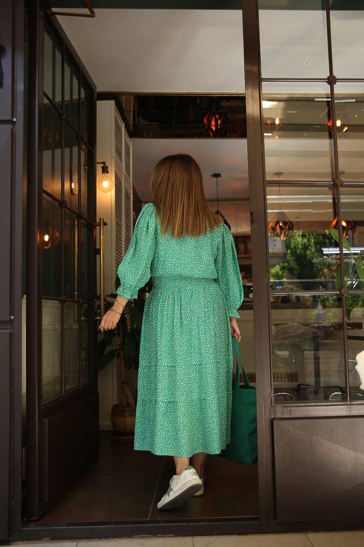 Beli Gipeli Elbise