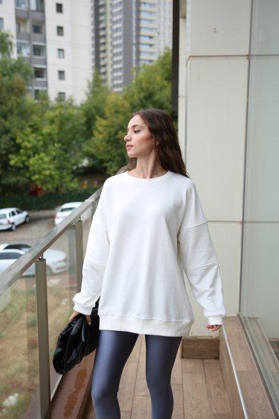 Oversize Basic Sweatshirt